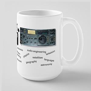Amateur Radio is Knowledge Mugs