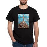 Skull Mound Dark T-Shirt