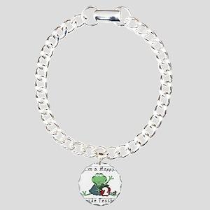 HOPPY2ndGRADE Charm Bracelet, One Charm