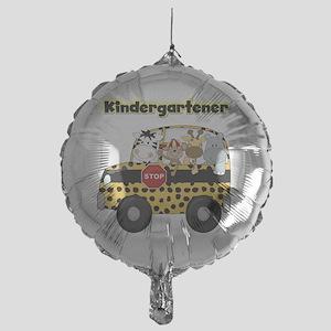 schoolkindergartener Mylar Balloon