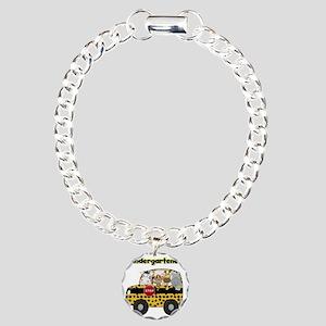 schoolkindergartener Charm Bracelet, One Charm