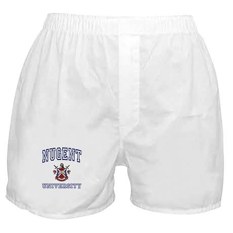 NUGENT University Boxer Shorts