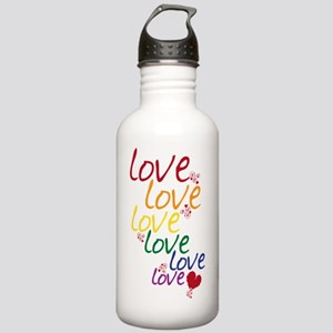 love is love2 Stainless Water Bottle 1.0L