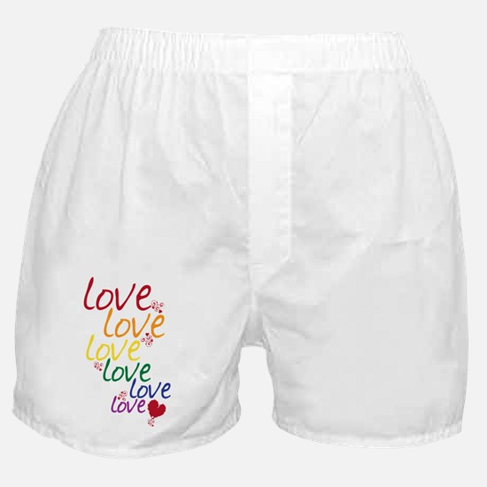 love is love2 Boxer Shorts