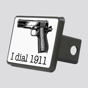 Dial 1911 Rectangular Hitch Cover