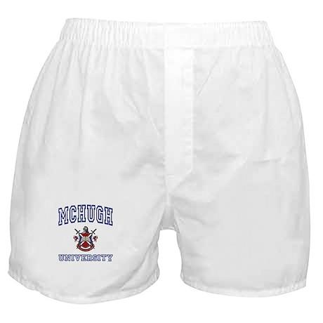 MCHUGH University Boxer Shorts
