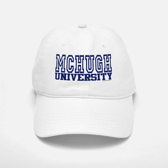 MCHUGH University Baseball Baseball Cap