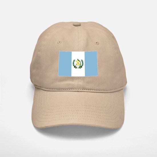 Guatemalan flag Cap