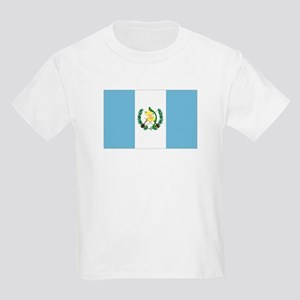 Guatemalan flag Kids Light T-Shirt