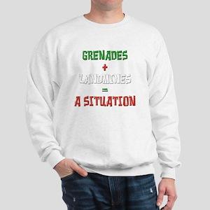situation-final1 Sweatshirt