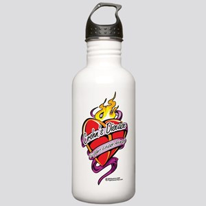 Crohns-Disease-Tattoo- Stainless Water Bottle 1.0L