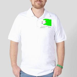 Wild Eyed Pixie - MyProblems Golf Shirt