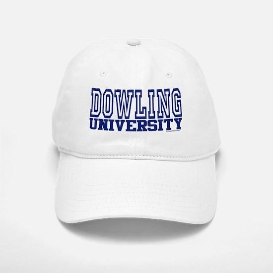 DOWLING University Baseball Baseball Cap