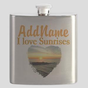 LOVE SUNRISES Flask