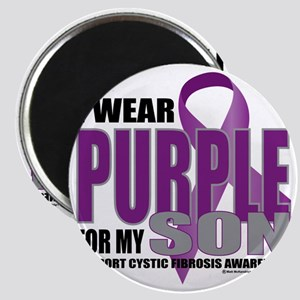 Cystic-Fibrosis-Purple-for-Son Magnet