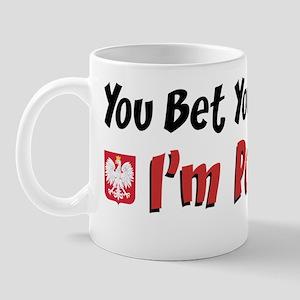 You Bet Your Pierogi Im Polish Mug