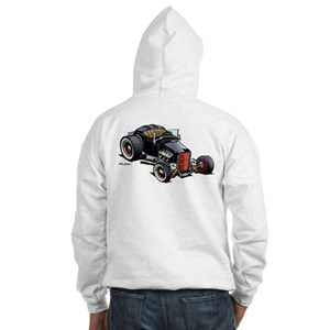 Deuce Roadster Hooded Sweatshirt