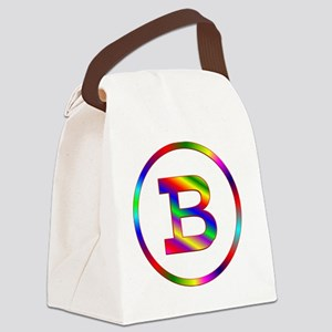 2-B Canvas Lunch Bag