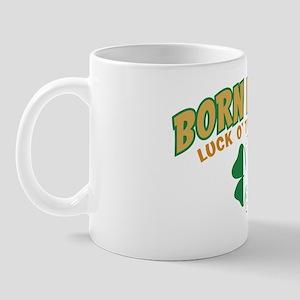 BornLucky Mug