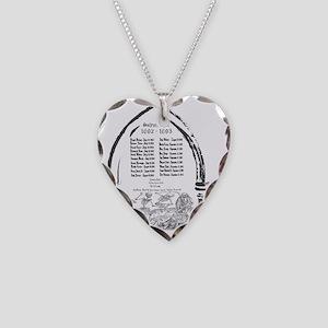 salem-w Necklace Heart Charm
