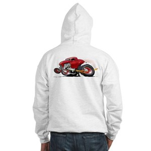 Deuce Coupe Hooded Sweat