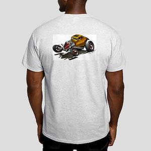 3-4-5-8 Ash Grey T-Shirt