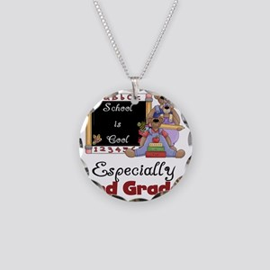 ZSCHsecond Necklace Circle Charm