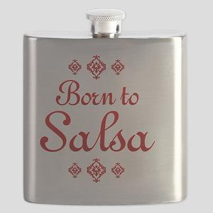 salsa Flask