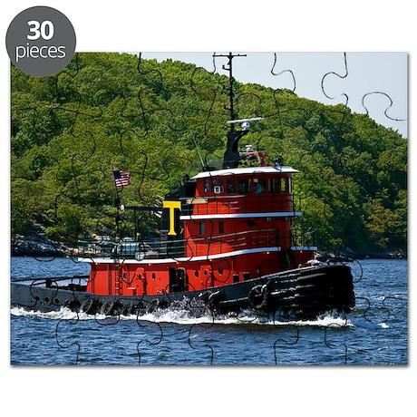 (6) sub tug Puzzle
