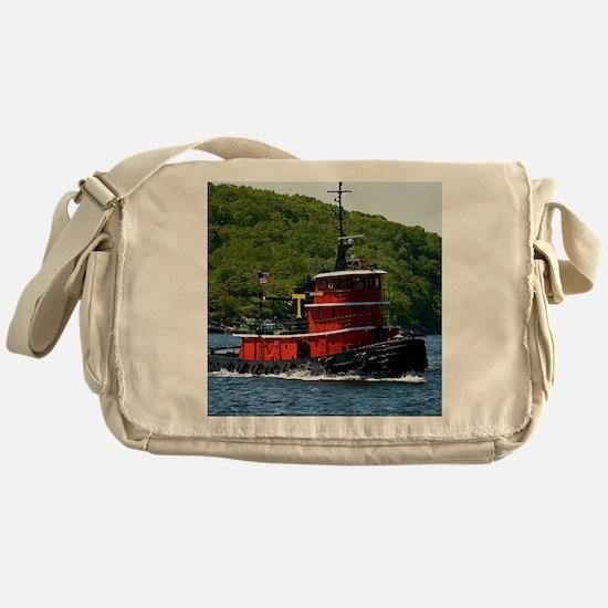 (15) sub tug Messenger Bag