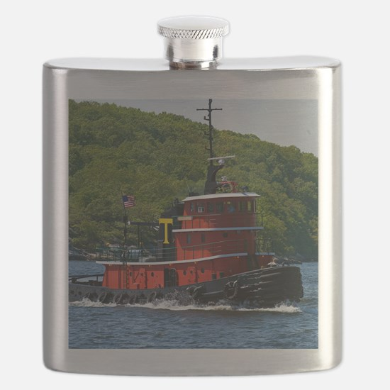 (15) sub tug Flask