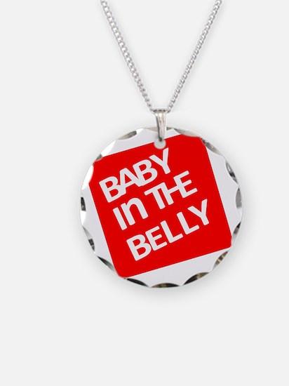 babyinthebellytest Necklace