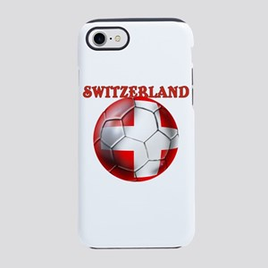 Switzerland Soccer iPhone 7 Tough Case