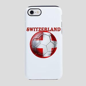 Switzerland Soccer iPhone 7 Tough Case