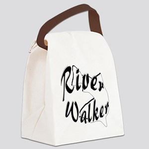 11 X 11 RIVER WALKER Canvas Lunch Bag