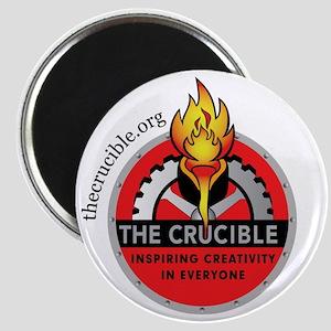 Crucible_Logo_Round-w3 Magnet
