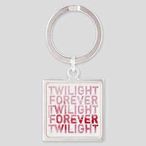 twilight forever rouge romance by  Square Keychain