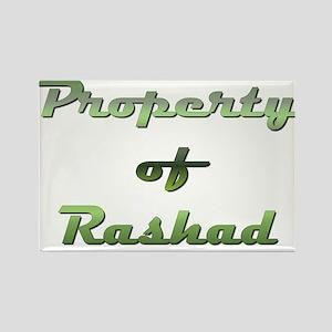 Property Of Rashad Male Magnets