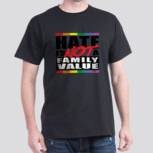 Hate-Family-Value Dark T-Shirt