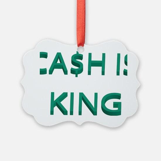 cash Ornament