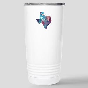 Texas silhouette Mugs