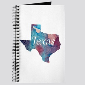 Texas silhouette Journal