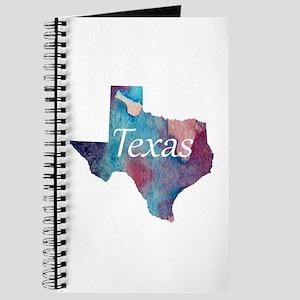 Texas silhouette Journal