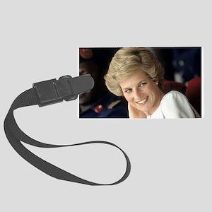 Princess Diana Nigeria Large Luggage Tag