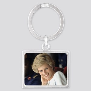 Princess Diana Nigeria Landscape Keychain