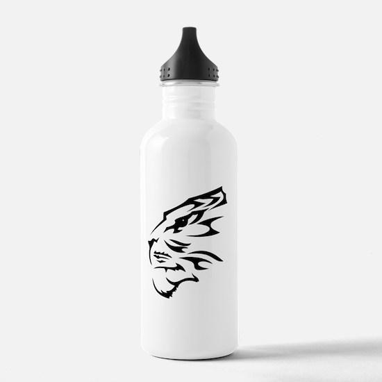 Tribal Tribal Lion B Water Bottle