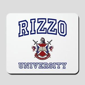 RIZZO University Mousepad