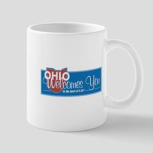 Welcome to Ohio - USA Mug