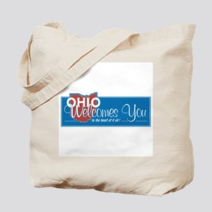 Welcome to Ohio - USA Tote Bag