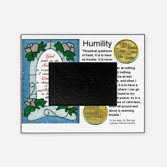 HUMILITY Picture Frame